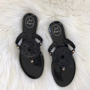 NEW Jack Rogers Georgica Jelly Sandals